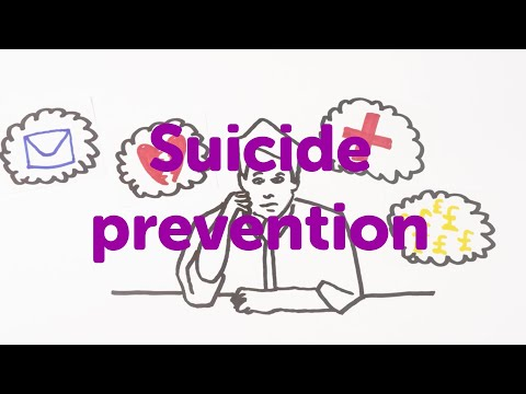 Minute Lectures: Suicide Prevention