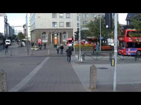 REYKJAVIK ICELAND City Centre