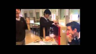 DFC España Reciclaje en la escuela  FET  Sta Teresa Ganduxer Barcelona