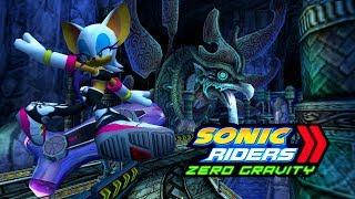 Sonic Riders Zero Gravity - Gigan Device - Rouge 4K 60 FPS