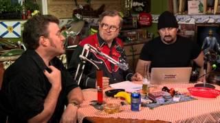 TPB Podcast Episode 18 - Julian's Drunk Facts