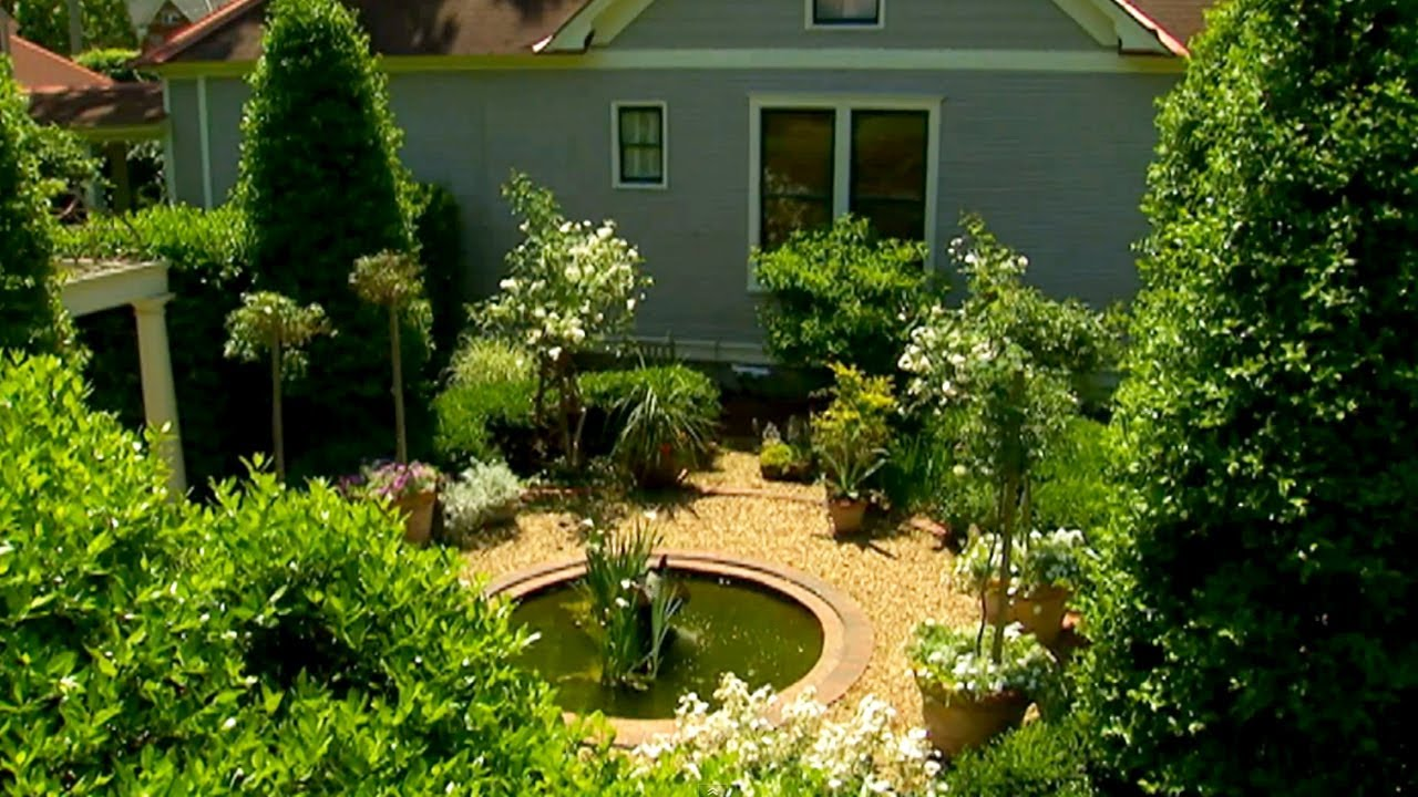 P Allen Smith Home Design Part - 38: Principles Of Design: Enclosure And Color | P. Allen Smith Classics
