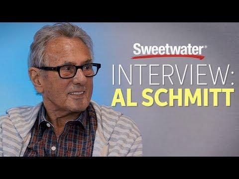 Al Schmitt Interviewed by Sweetwater