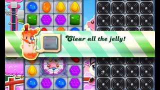Candy Crush Saga Level 375 walkthrough (no boosters)