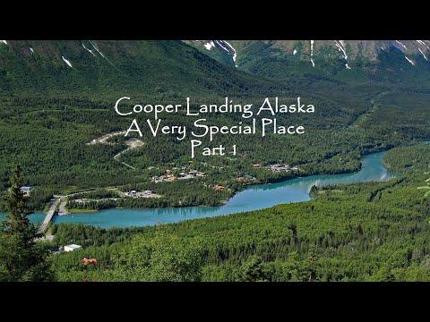 Cooper Landing Alaska