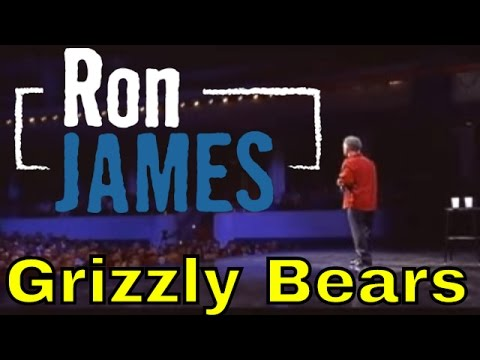 Grizzly Bears - Ron James: Quest For The West