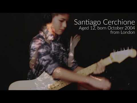 Santiago Cerchione Showreel School of Rock