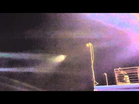 UFO OVER FREMONT CA