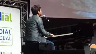 Hijos del verbo amar - Pablo López en Dial Tal Cual Vitoria-Gasteiz