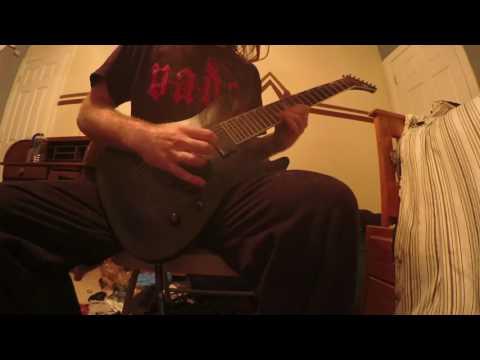 Kreator-World War Now guitar cover