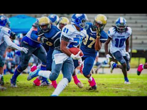 The Storm Is Here... 2020 Brevard College Football Hype Video