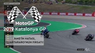 Rins'in Hatası, Quartararo'nun Fırsatı! (MotoGP 2019 - Katalonya Grand Prix)