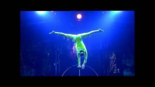 """Erik Karol - Cirque du Soleil """"Dralion"""" - Stella Errans Part 1"""