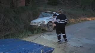 El conductor de l'accident mortal a Avinyó no tenia carnet de conduir
