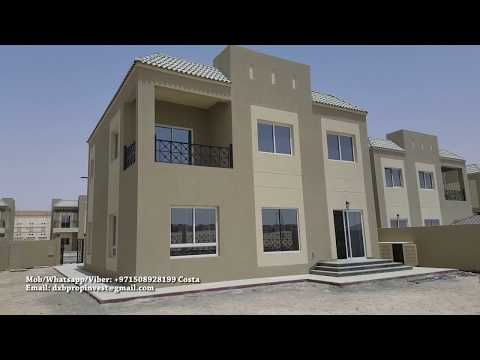 5 bedroom villa in Living Legends Dubai