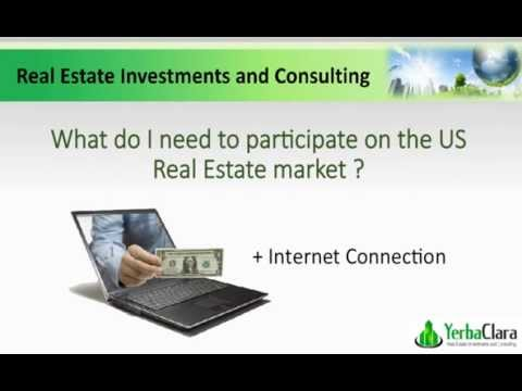How to invest in US Real Estate for non US Residents