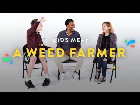 Kids Meet a Weed Farmer   Kids Meet   Cut