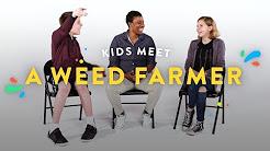 Kids Meet a Weed Farmer | Kids Meet | Cut