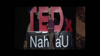 صديقي الإكتئاب   Ahmed Abu ElHaz   TEDxNahdaU