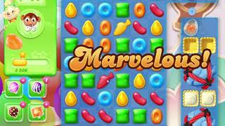 Candy Crush Jelly Saga - Level 442