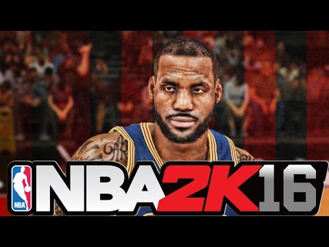 NBA 2K16 - Official LeBron James Buzzer Beater vs Chicago Bulls Fan-Made Trailer and Gameplay