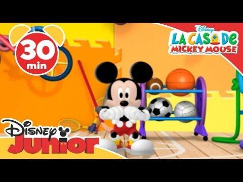 Mickey Mouse Ejercicios | Disney Junior Oficial