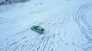 Manniku jaarada (ice drift) 2018