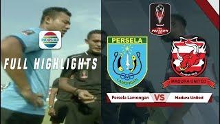 Download Video Persela Lamongan (1) vs (2) Madura United - Full Highlight   Piala Presiden 2019 MP3 3GP MP4
