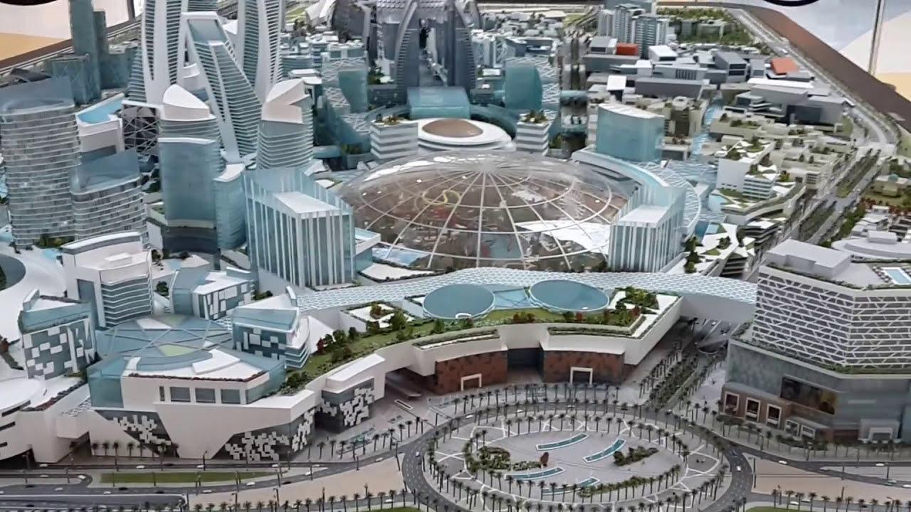 Dubai Mall Of The World Youtube