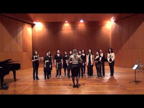 Women´s Choir (CSMC) The Seal Lullaby SSA E. Whitacre