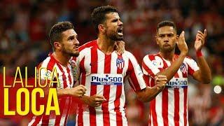 La Liga Loca #78 -  Falstart Realu i Barcelony, kto został królem transferów w Hiszpanii?
