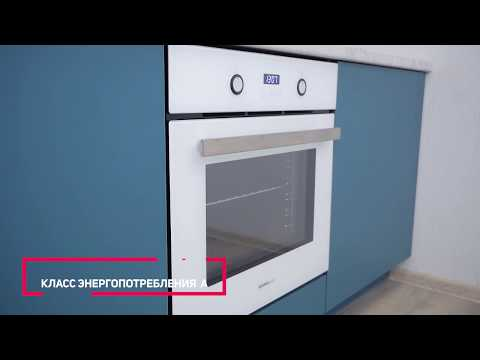 Электрический духовой шкаф HOMSair OEM657S Inox