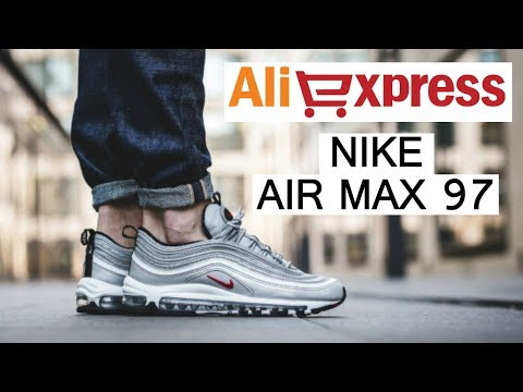 NIKE AIR MAX 97 ALIEXPRESS UNBOXING | OPINION REVIEW YouTube