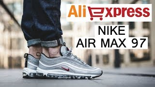 NIKE AIR MAX 97 ALIEXPRESS UNBOXING | OPINION REVIEW