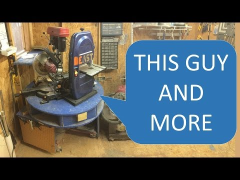 03: Five Shop-made Tools You Got To Have In a Small Shop