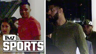 OKC Thunder Stars Turn Up After Getting Turned Out At Staples | TMZ Sports