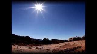 "Yossi Sassi - Azadi | Video Art (From the album ""Desert Butterflies"")"