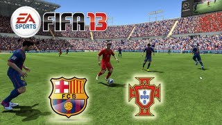 FIFA 13 - Online - 3-1  Pc Gameplay - HD