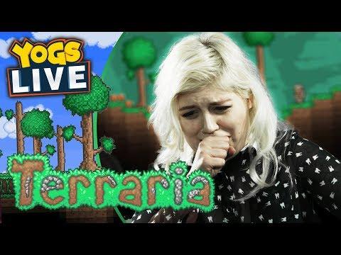 TERRARIA TUESDAYS! - Terraria w/ Mousie & Chippy - 13/07/19