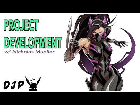 Comic Book Project Development w/ Nicholas Mueller