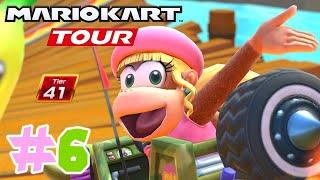 Mario Kart Tour: Jungle Tour Part 6: Moved to Tier 41!!