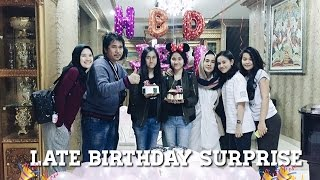Video LATE BIRTHDAY SUPRISE (ONE DIRECTION(?)) download MP3, 3GP, MP4, WEBM, AVI, FLV Agustus 2017