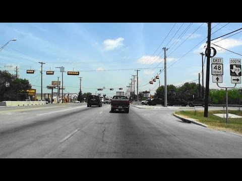 BROWNSVILLE - PORT ISABEL TEXAS STATE HWY 48