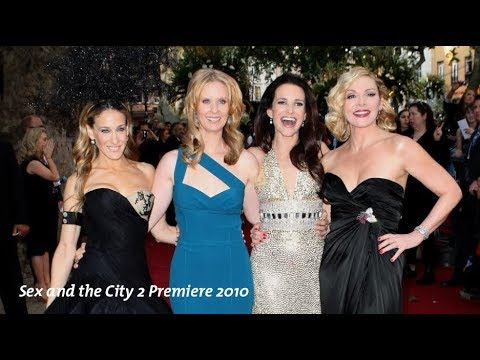 061016 Star News Sex And The City 2 Premiere 2010 Youtube