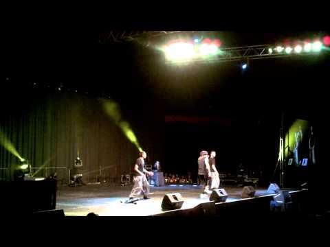 #quboolhai star #Asad, KSG, performing at the # Johannesburg, zeestarsconcert (2), August 2013
