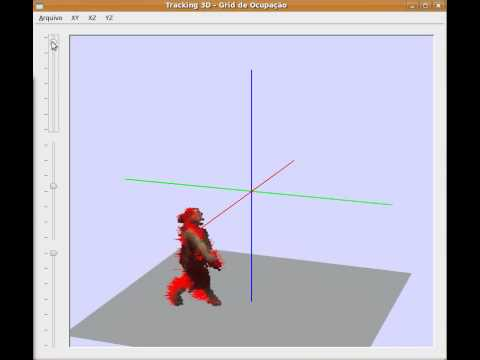 Motion Tracking Based on 3D Probabilistic Reconstruction.wmv