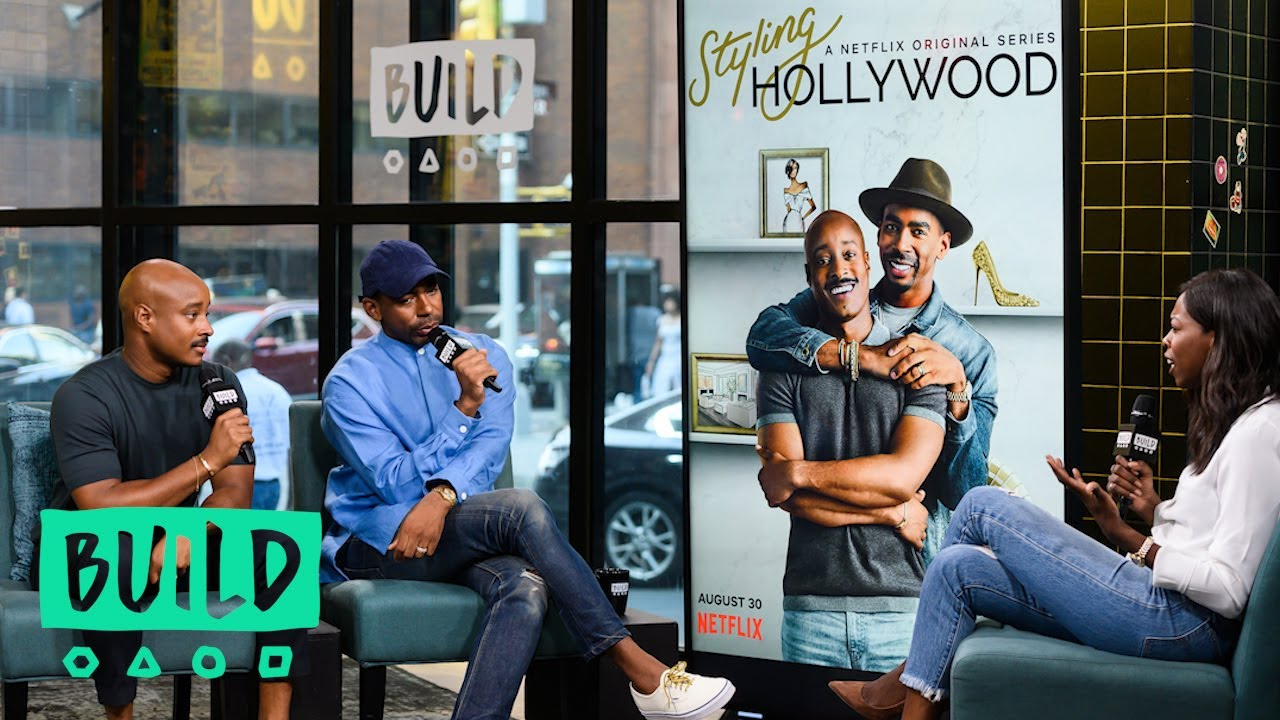 Jason Bolden & Adair Curtis Chat About Their Netflix Show,