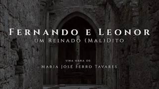 capa de Fernando e Leonor de Maria José Ferro Tavares