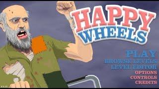 تصير صديقي؟ لا | HAPPY WHEELS #3