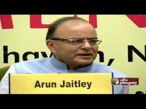 India is among fastest growing economies: Arun Jaitley